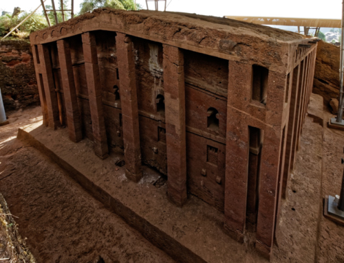 Lalibela Churches Provide History …