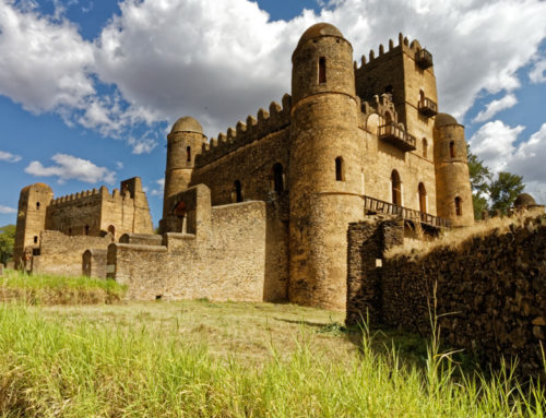 Camelot of Africa, a Mother of Cities