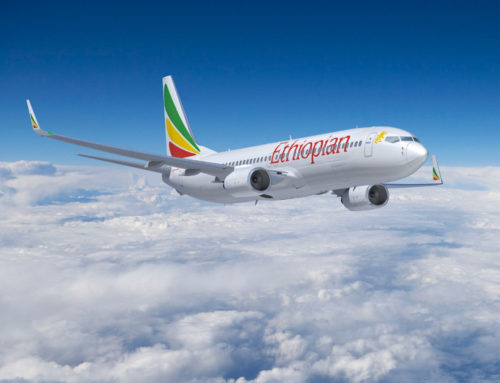 Ethiopian Airlines to Start Flights to Chengdu